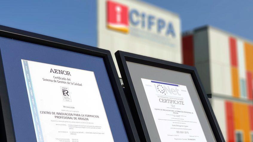 CIFPA OBTIENE CERTIFICACIÓN ISO 9001:2015