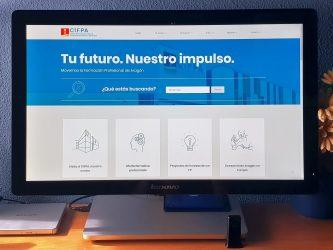 El CIFPA estrena nueva web