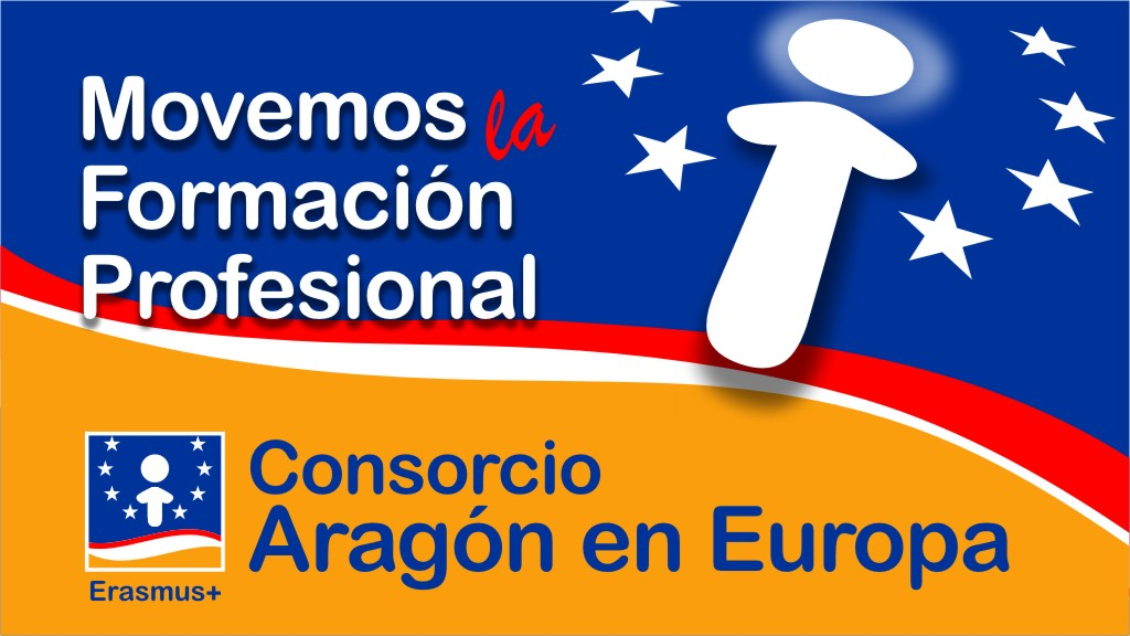 We move professional training. Aragon Consortium in Europe