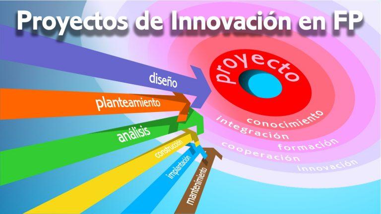 Proyectos de Innovación FP (ilustración web)