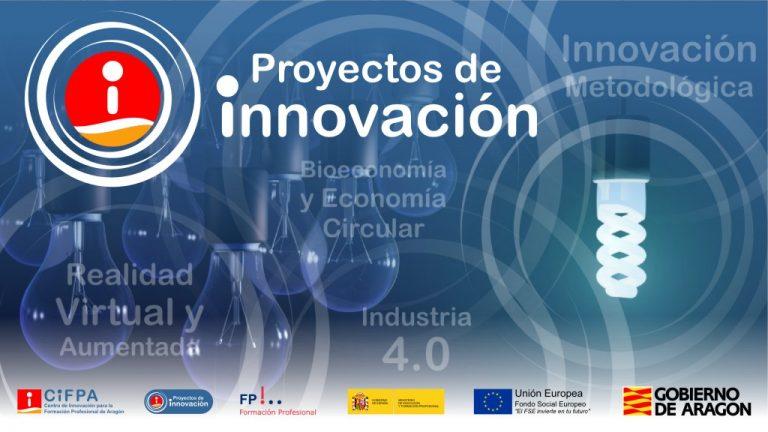 Proyectos de Innovación FP 2019 (cartel 1)