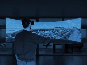 Simulador de maquinaria forestal (Realidad Virtual) 2ª Edición