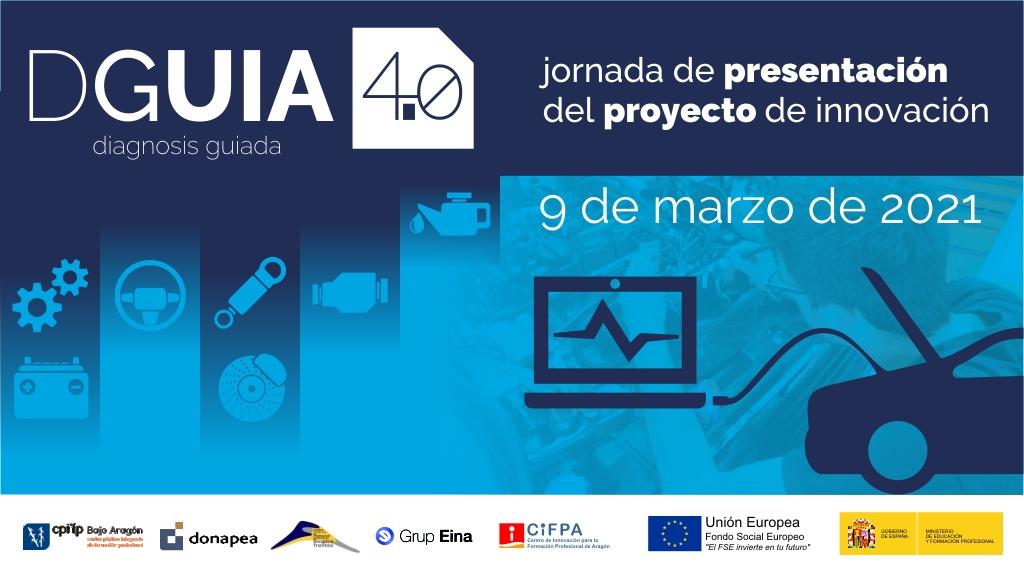 Jornada presentación DGUIA 4.0 (cartel)